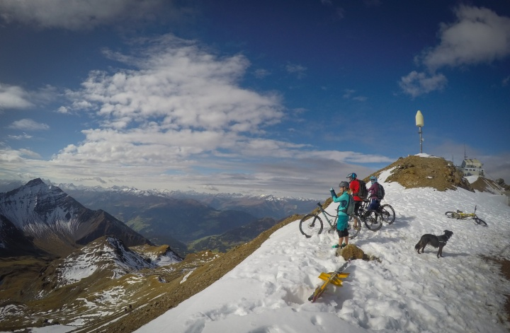 Mountain Biking Weekend In Lenzerheide