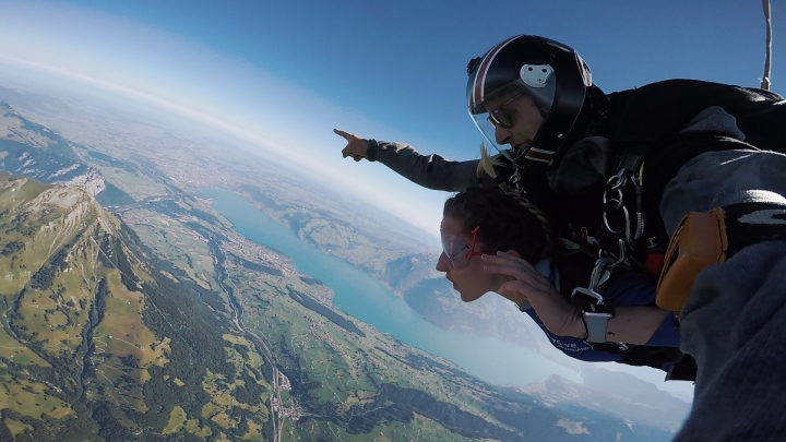 How I Faced My Fear And Jumped Out Of An Aeroplane